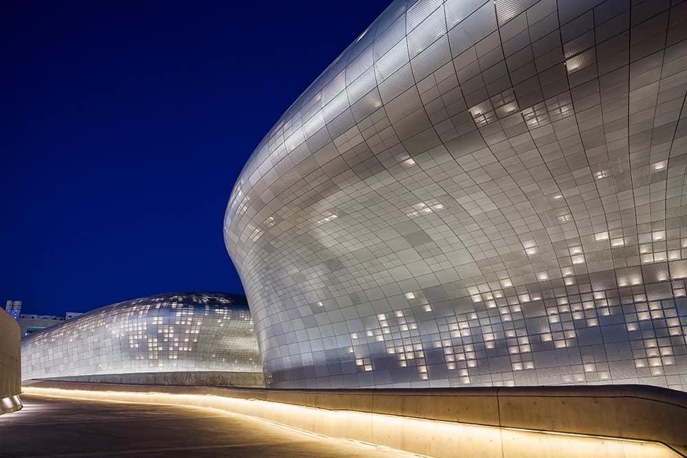 Dongdaemun Design Plaza: Urban Resurgence