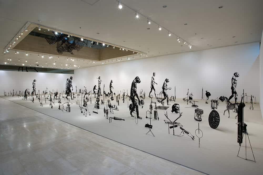 Busan Biennale Zadok Ben David