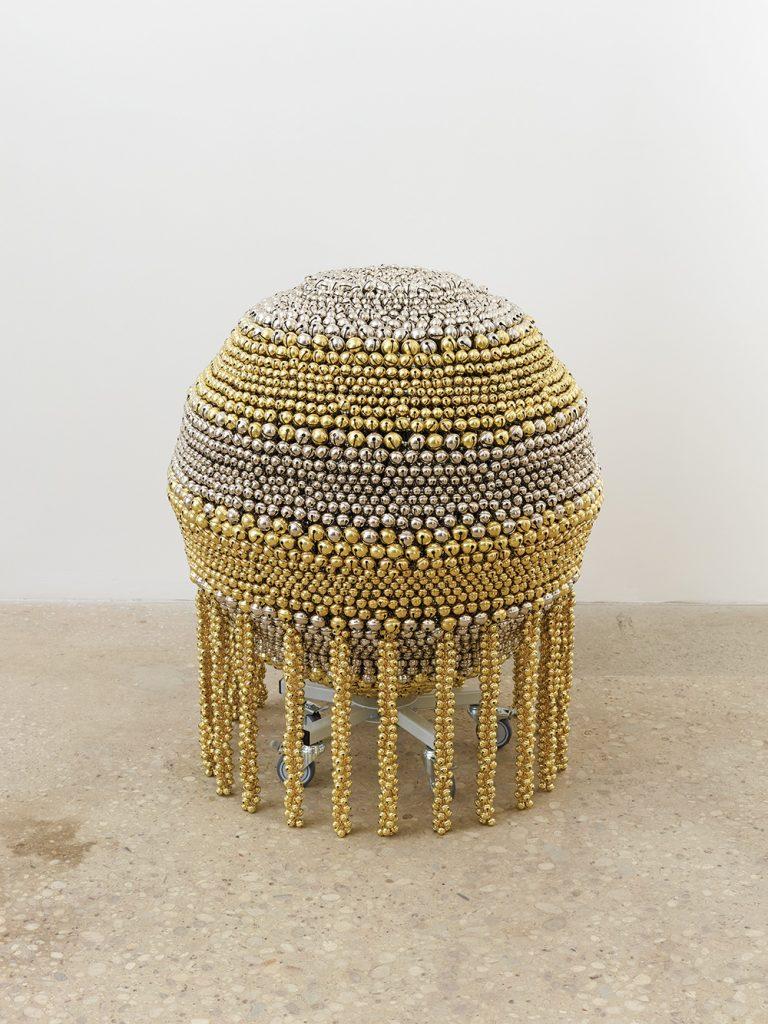 Biennale Montreal - Haegue Yang Sonic Sphere