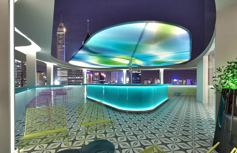 Karim Rashid - Poly Hotel - Tem Avis - Israel