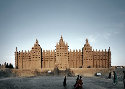 Djenne Mosque - Mali © James-Morris