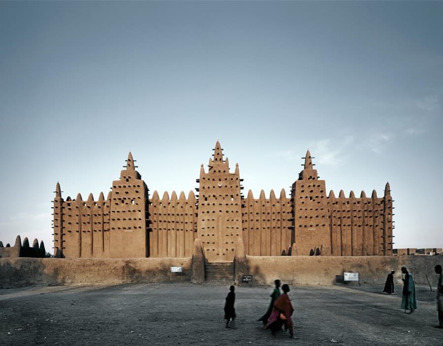 Djenne-Mosque