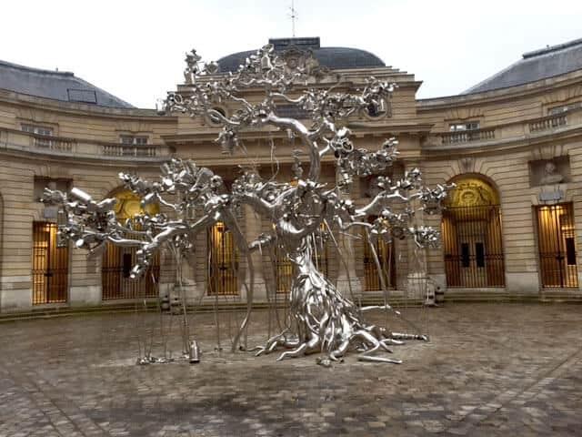 Subodh Gupta at La Monnaie, Paris