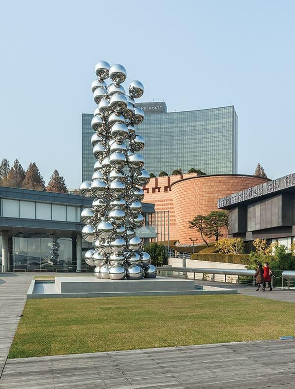 "The Leeum Museum: ""Korean Rhapsody"""