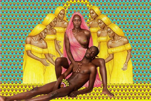 Gam 's Vivid Artworks on the Life and Legacy of Sankara