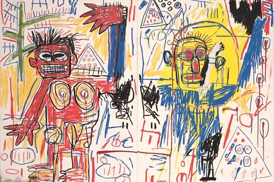 Mega Retrospective of Basquiat at Louis Vuitton Foundation