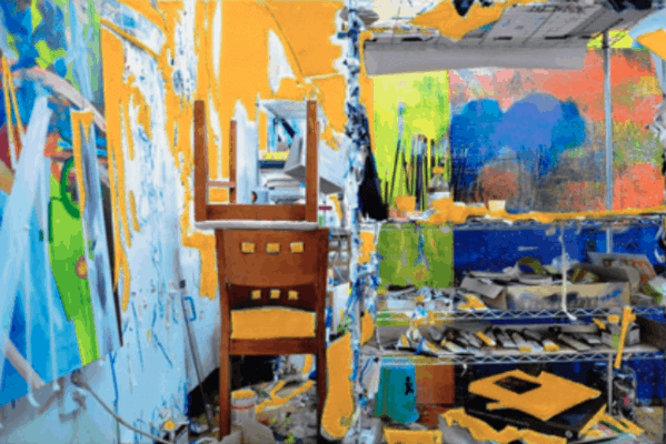 Berend Strik, Deciphering the Artist's mind