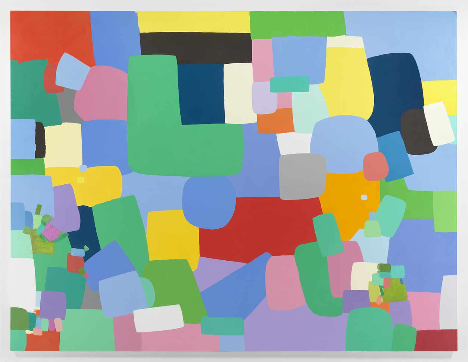 Federico Herrero and the Truthfulness of Colours